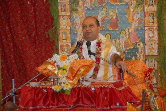 Pujya Shree Bhupendrabhai Pandya -4