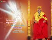Avdhoot Baba Shivanand Ji Maharaj Guru Purnima Wallpaper,