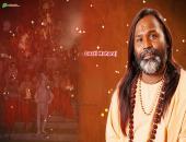 Daati Maharaj  photo ,  brown and  orange color