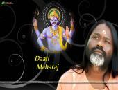Daati Maharaj Wallpaper,