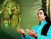 Devkinandanji Maharaj  photo wallpaper, green and blue color