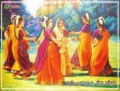 Haryali Teej Wallpaper,