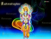 Lord Vishnu Wallpaper,
