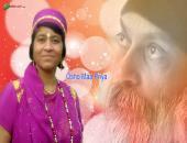 Maa Osho Priya Birthday Wallpaper,