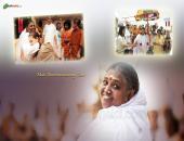 Mata Amritanandamayi Devi Wallpaper,