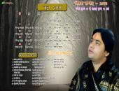 Shri Atul Ji Maharaj June 2016 Hindu Calendar Wallpaper,