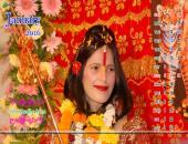 Shri Radhe Maa January 2016 Monthly Calendar Wallpaper,