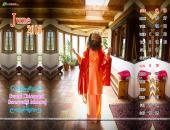 Swami Chidanand Saraswatiji Maharaj June 2016 Monthly Calendar Wallpaper,
