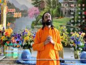 Swami Mukundananda Ji June 2016 Monthly Calendar Wallpaper,