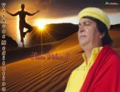 Swami Vishvas Ji Meditation Wallpaper,