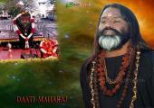 daati maharaj praying shani