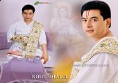 Kirit Bhai ji pictures with krishna image