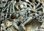 Lord Vishnu Images, Gray Color