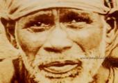 Sai Baba, Sabka malik ek hai, brown color
